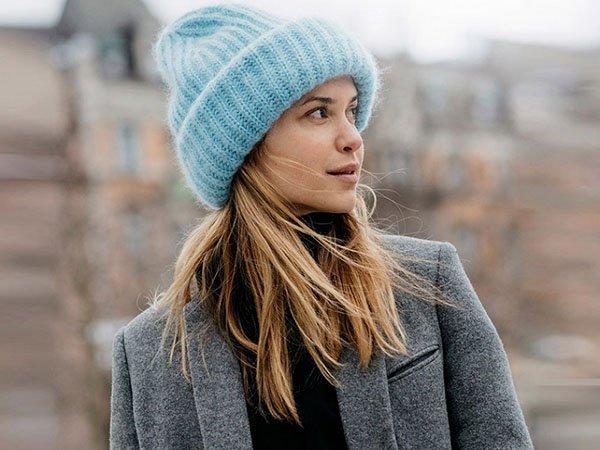 Как выбрать и носить шапку-бини: узнайте 3 важных правила стилистов!