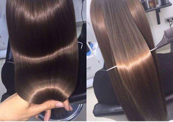 Как делать ботокс волос в домашних условиях 608