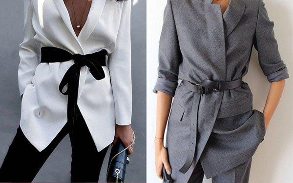 Как правильно носить ремень женщине: Важная информация для леди!