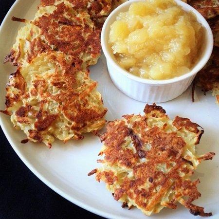 Картофель с мукой в духовке рецепт