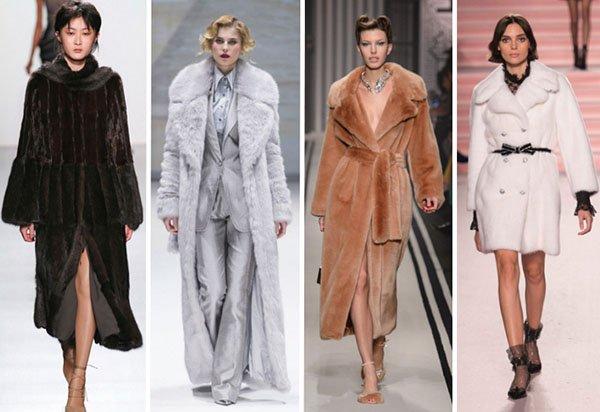Модные шубы-2018: тенденции и лучшие образы с фото
