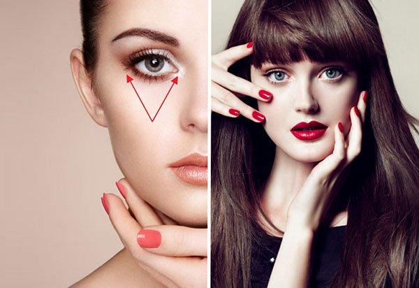 Как сделать красивый макияж для новогодней фотосессии: 4 главных правила!