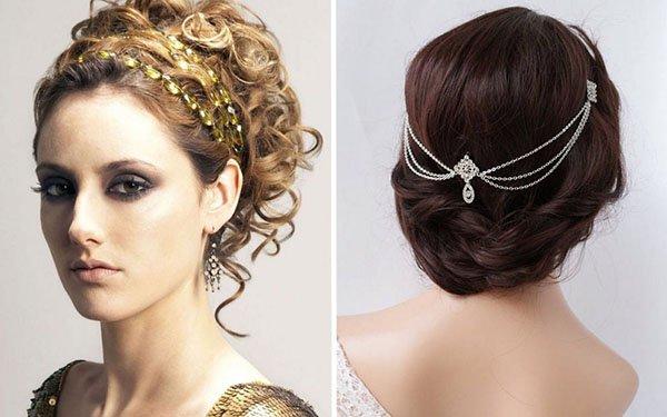 ТОП-3 самых стильных украшений для волос