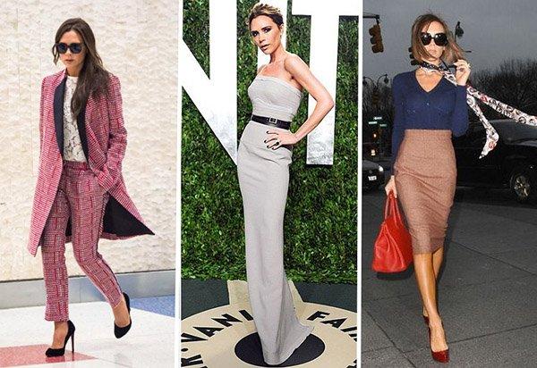 Выглядеть как звезда: секреты стиля Виктории Бэкхем для истинных модниц!