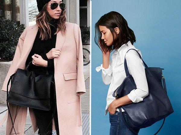 Как выбрать идеальную сумку для повседневного гардероба: самые лучшие варианты