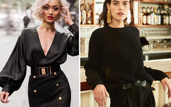 Как стильно носить ремень в 2018-м: самые красивые примеры от модниц!