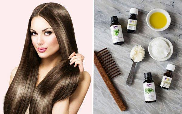 Как сделать сухие волосы эластичными и блестящими 76