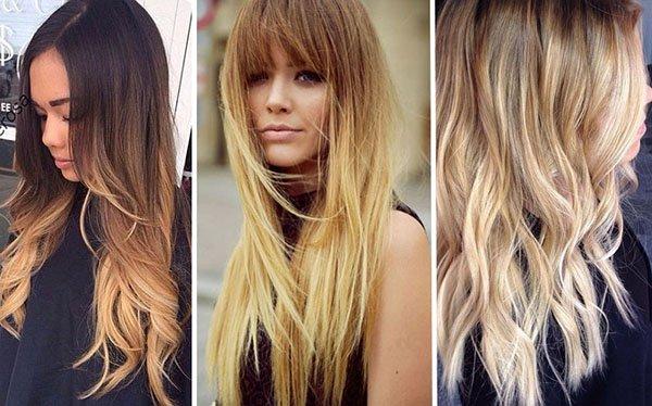Самые модные оттенки волос 2018: будь в тренде