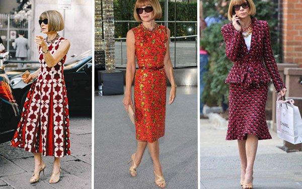 Как одеваться после 50: правила Анны Винтур превратят вас в икону стиля!