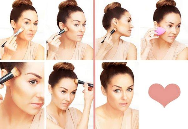 Этот простой макияж помогает мне корректировать черты лица