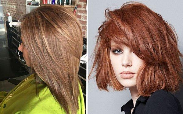 Лучшие стрижки для редких волос