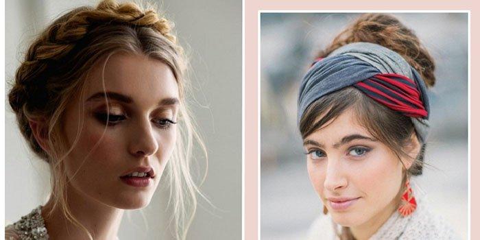 Прически для жирных волос: 4 простые идеи