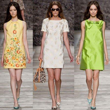 Какие фасоны платьев скрывают живот и бока: И это совсем НЕ балахоны!