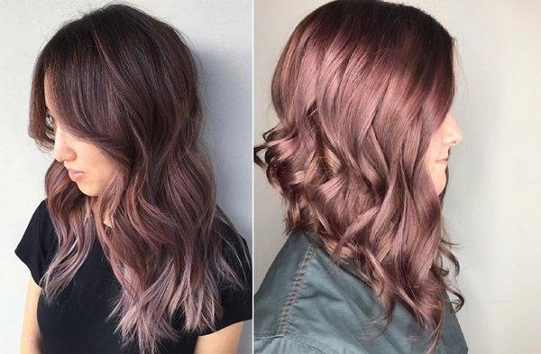 Самые модные оттенки волос весной 2018