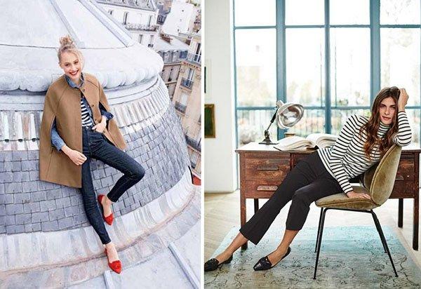 Тельняшка – тренд-2018: как носить ее стильно