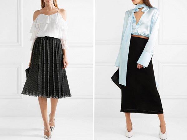 Тренд сезона - асимметричная блузка. Как ее стильно носить