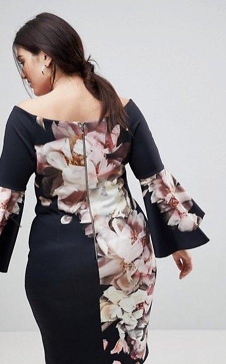 Как выглядеть сногсшибательно без диет и спортзалов: самые модные платья весны 2018 для немодельной фигуры