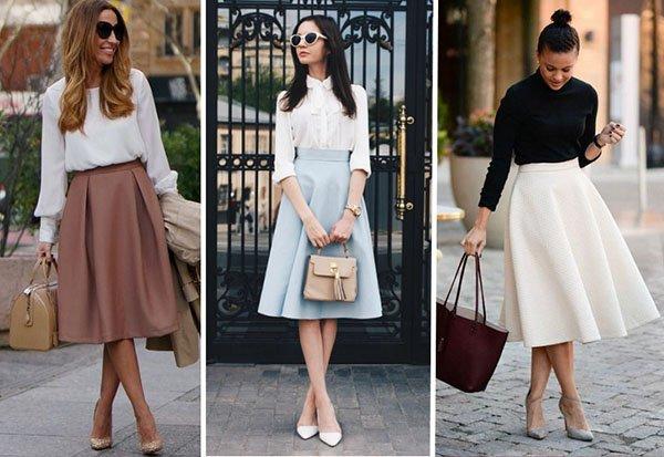 Самые модные юбки 2018 для любой фигуры
