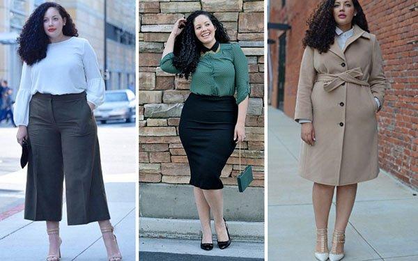 Как красиво одеваться полным женщинам: советы стилиста Танеши Авашти