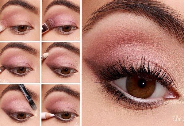 Макияж для круглых глаз: 4 стильных варианта