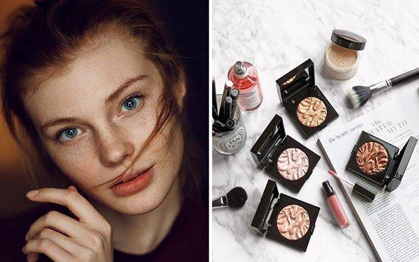 Как создать изысканный макияж в скандинавском стиле