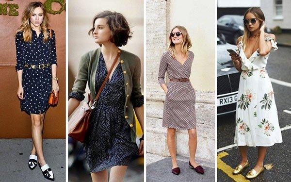 Одеться как парижанка: 4 классных наряда для весны