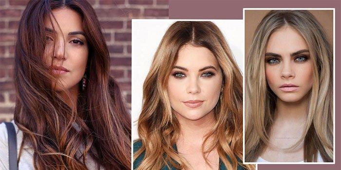 Модное колорирование волос 2018: 5 идей, которые сделают вас моложе