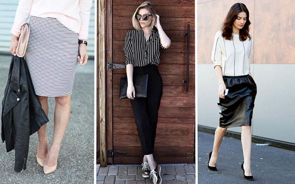 Как стильно одеться в офис летом: лучшие тренды 2018