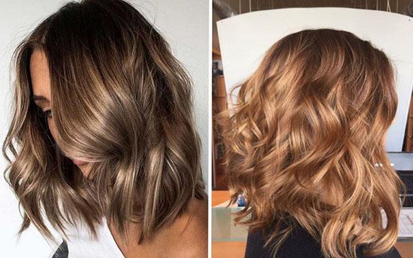 ТОП-3 классных летних оттенков волос-2018