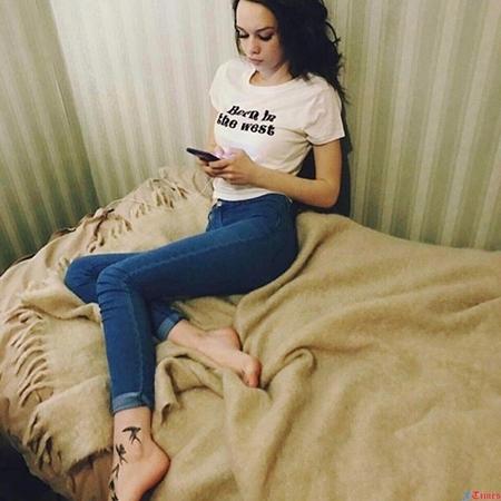 Голая диана шурыгина слитые фотки icloud без цензуры