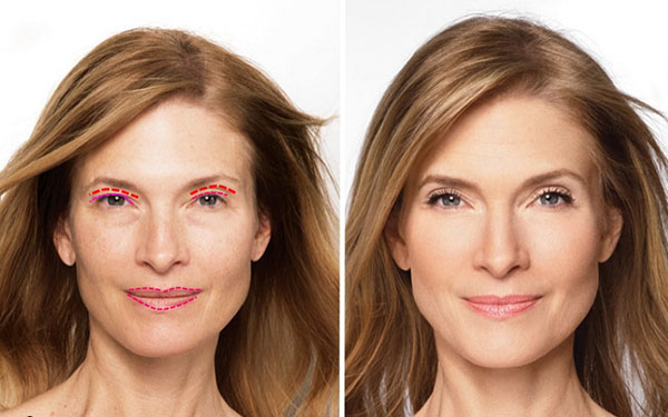 Как скрыть недостатки лица с помощью макияжа: 3 эффективных способа