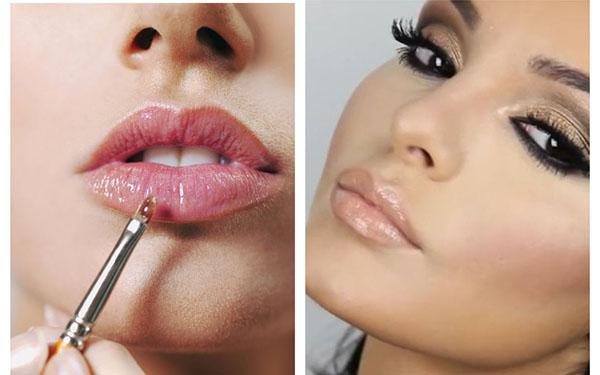 Как сделать губы за 5 минут объемными и чувственными (Без филлеров)