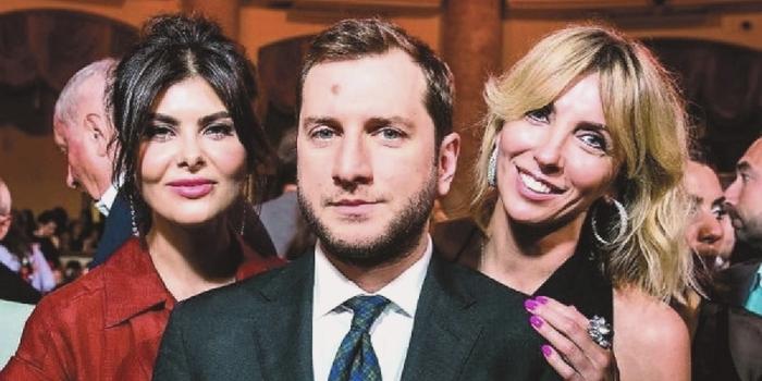 «Они меня распнут»: Резо Гигинеишвили показал фото Бондарчук и Оболенцевой без фотошопа