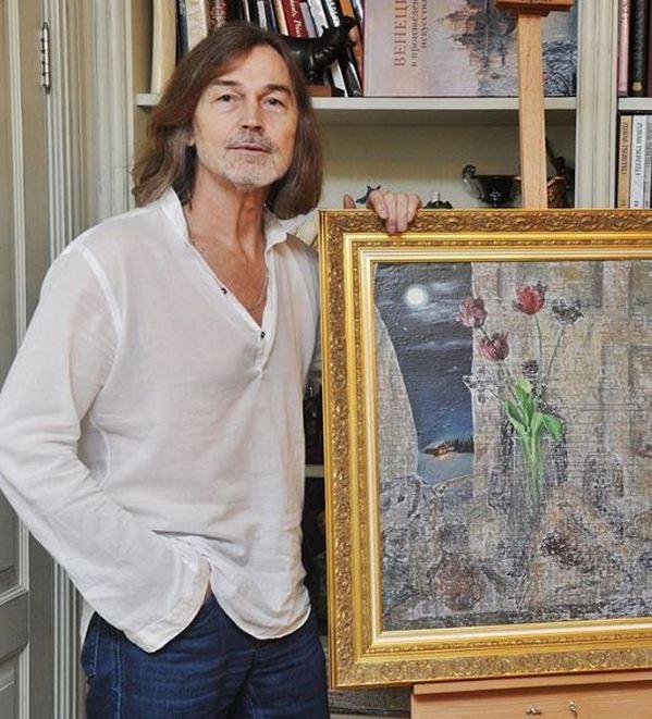Никаса Сафронова подставили мошенники: тело художника продают в интернете