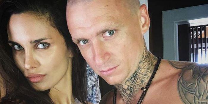 Жена Павла Мамаева наладила выпуск одежды в поддержку скандальных футболистов