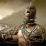 Сиквел «300 спартанцев» смотрит в прошлое и будущее