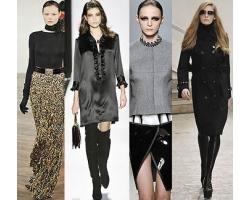 Модные ткани 2009