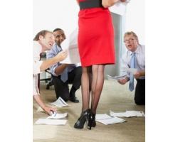 Ошибки совершаемые женщинами на работе