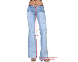 Как правильно купить джинсы