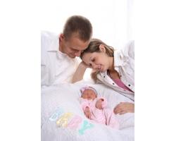 Молодые мамы и новорожденные дети
