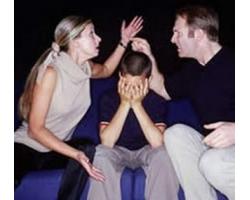 Отношения в семье и их влияние на воспитание
