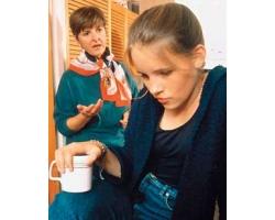 Общение родителей с подростком