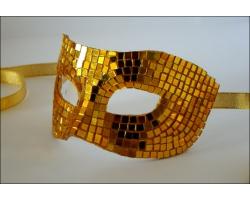 Карнавальные новогодние маски