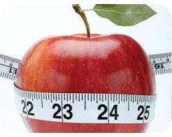 Яблочная диета для похудания