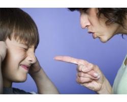 Как научиться не кричать на детей?