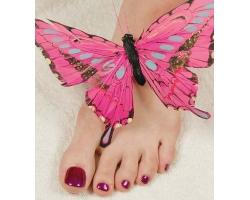 Уход за кожей ног и ногтями