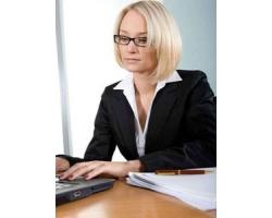 Бизнес-вумен и современная женщина начальница
