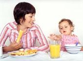 Полезные соки и овощи для грудничков