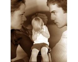 Как правильно вести себя с ребёнком после развода?