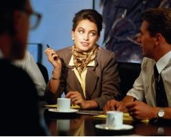 Главные правила флирта с начальником